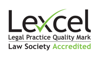 Lexcel - Law Society Accredited