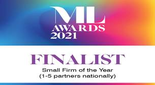 Small Firm of the Year Finalist